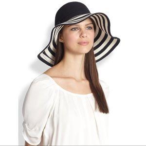Kate Spade Paris Hats Stripe Sun Hat